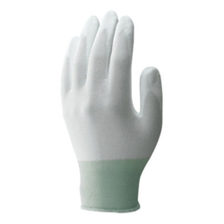 Oil-Resistant Vinyl Gloves with Arm Cover NO695