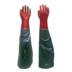 Vinyl Gloves with Arm Cover NO441/ NO443