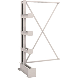 Long Storage Shelf, Product Uniform Load Capacity (kg/Arm) 300 Width (mm) 900 / 1800