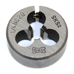 Adjustable Solid Die_for Unified Screws UNC