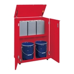 Cabinet for 18 L Drums