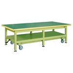 Ultra Heavy Work Bench KWC Type Raising and Lowering Handle Movable Type Average Load (kg) 5000