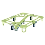 Freely Rotating Dolly, Medium Weight Type, with Central Base