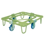 Freely Rotating Dolly, ⌀200, Urethane, without Handle
