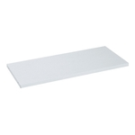 Optional For Workbenches, Intermediate Plate, Pearl White, Applicable Size W900 mm x D600 mm – W1,800 mm x D900 mm