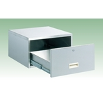 Stainless Steel Medicine Cabinet - Optional Security Box