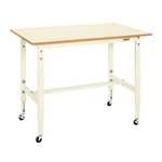 Lightweight Adjustable Height Work Bench TCK Type Movable Average Load (kg) 150