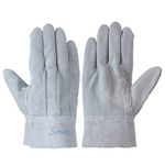Heavy Duty Leather Gloves _107A