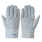 Heavy Duty Leather Gloves - 107BH with Thumb Webbing