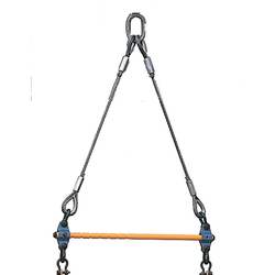 Balance (Wire Rope and Ring Provided In Upper Section, Capacity Adjustment Type)