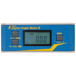 Digital angle meter II dust and waterproof