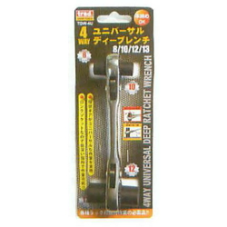 4WAY Universal Deep Wrench TDW-4U