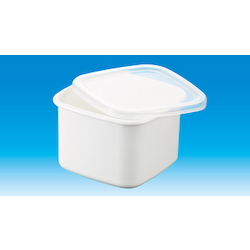 Enameled Sealed Container