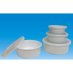 Enameled Round Sealed Container, RD Series