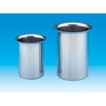 Beaker Stainless Steel Full Gathered 100 mL–3 L