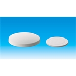 Alumina, ACE Crucible Lid Only, for BA-0 to BA5, MM Stamp
