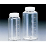 Clear Wide-Mouthed Bottle 30 mL–2 L