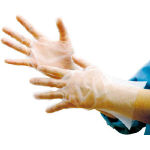 Embossed Gloves Five-Finger Squeeze® (Decorative Case Type, Pack of 200)