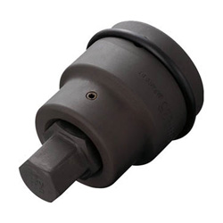 Hexagon Impact Socket (Square Drive 38.1 mm / Replacement Type)