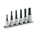 Torx Socket Set (Tamper-Proof Type with Holder) HTX306H