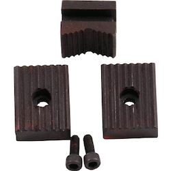 Pipe Vise Cap Set for Pipe Vise