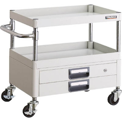 Phoenix Wagon (Noise Suppression Type with Double-Level Drawers) Height 600 mm