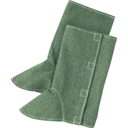 Pike Protector Foot Covers