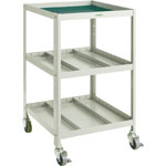 L Type Angle - Open Frame Tool Trolley