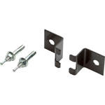 Wall Anchoring Brackets for Small Capacity Boltless Shelf Model TSUF