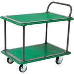 High Grade Trolley One-Side Handle 2-Level Type