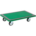 High Grade Flatbed Trolley (4-Wheel Swivel Type)