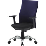 High Back Office Chair (with/without Armrest Types)