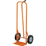 Steel Pipe Two-Wheeler Cart - Self-Sealing Tire Type