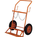 Canister Dolly, for Oxygen and Acetylene Canisters, 2 Wheel Type