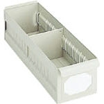Small Drawer, with 1 piece of Partition Plate, Neogray