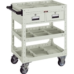 Tool Wagon (with Partition and Drawer)