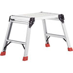 Scaffold Platform, For Professional Use, Top Plate Height 0.56 m/ 0.85 m