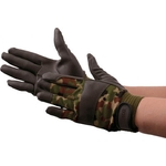 "Synthetic Leather Gloves ""PU Camouflage Gloves"""