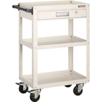 Eagle Wagon (Rubber Casters 4-Wheel Swivel Specification / with One Tier Drawer)