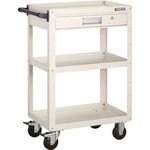 Eagle Wagon (Rubber Casters / with One Tier Drawer)
