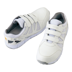 AZ-51642 Safety Shoes (Oil-Resistant, Anti-Slippage, Anti-Static, Hook & Loop Fastener Type)