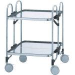 Stainless Steel Folding Wagon
