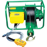 Baby Mighty 100 V 150 Kg Winch MA