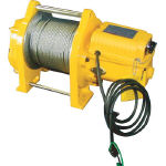 Baby Mighty 100 V 150 Kg Winch TK