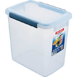 Storage Container, Well, Kitchen Box, Deep Type