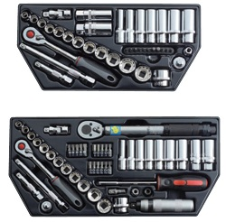 Spline Socket Set