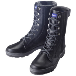High-Laced Safety Boots 85023