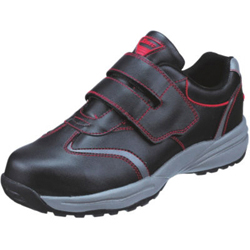 Artificial Leather Shoes with Hook & Loop Fastener 85202