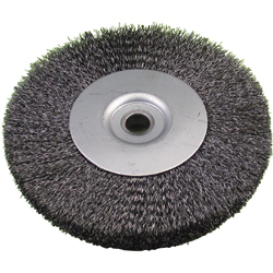 Wheel Brush Steel Wire