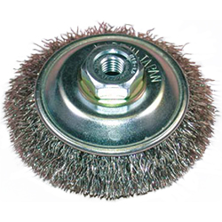 Stainless Steel Bevel Brush